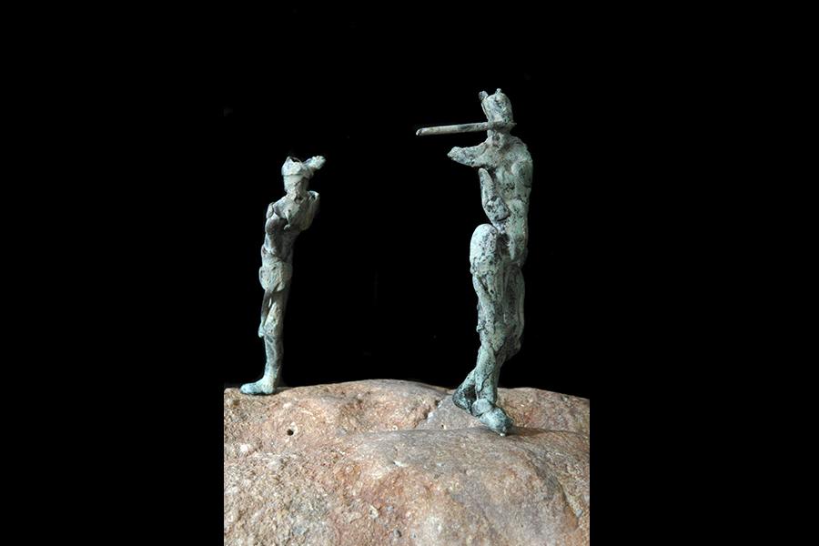 Sinfonia - roberto giansanti scultore