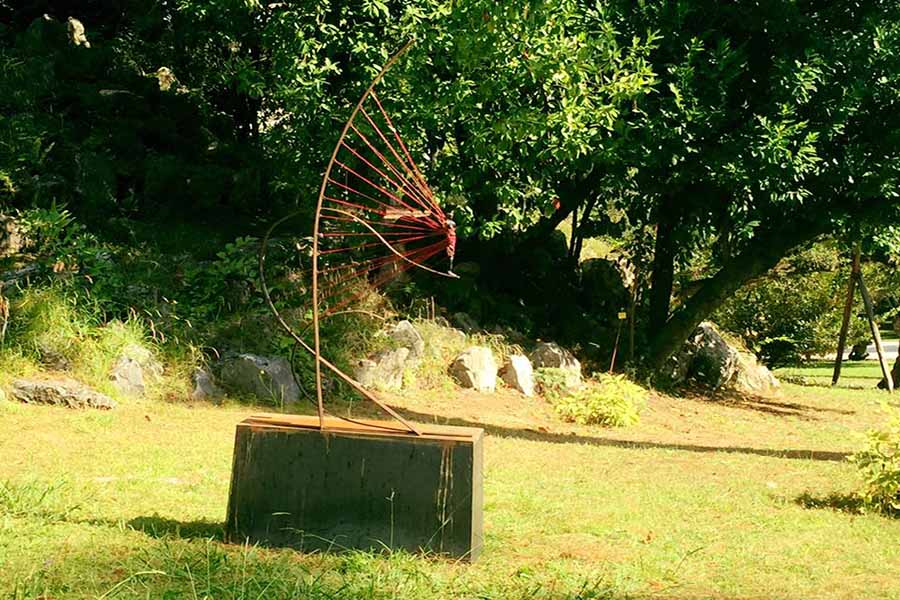 Arpa roberto giansanti scultura