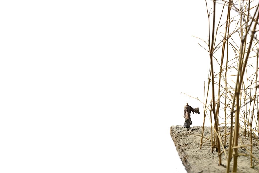 Complessa semplicità - roberto giansanti scultore