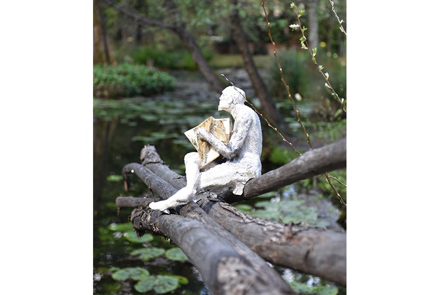 Su quel ramo del lago robeto giansanti scultore