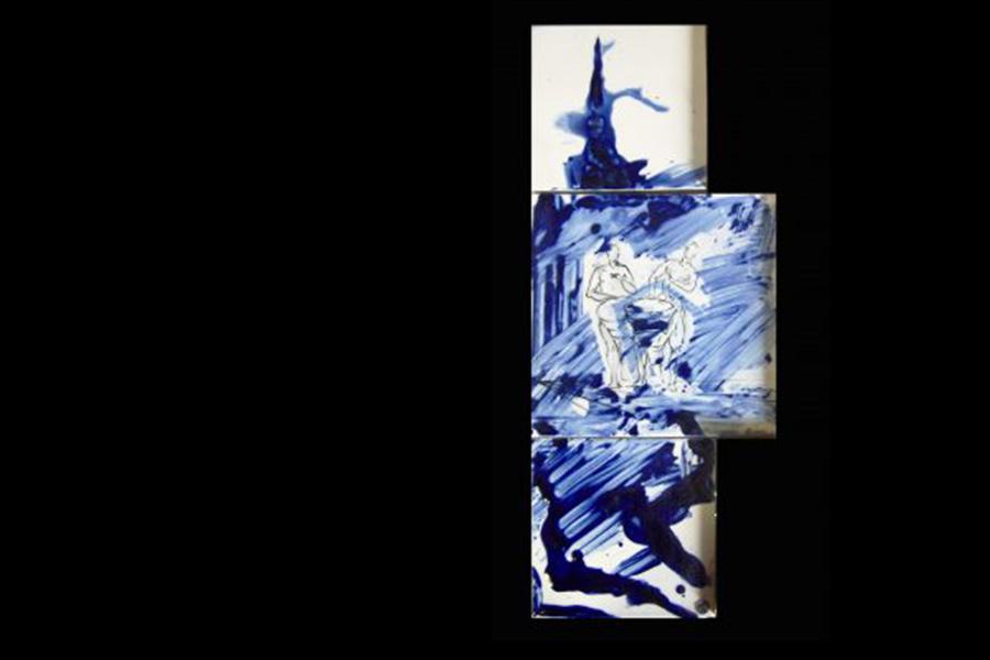 Suoni nella notte - roberto giansanti scultore