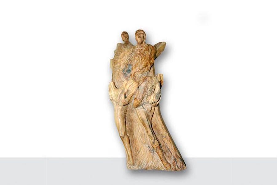 Tenione - roberto giansanti scultore