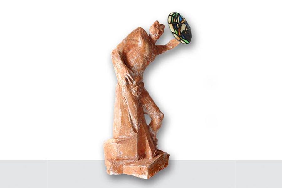 Perseo - roberto giansanti scultore