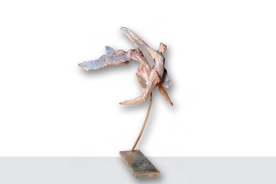 Amanti - roberto giansanti scultore