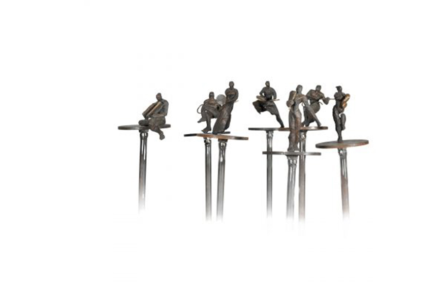 Antico Rumeria Lagrima de Oro - roberto giansanti scultore