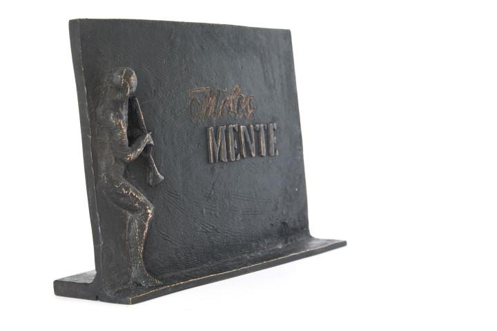 Melos mente - roberto giansanti scultore