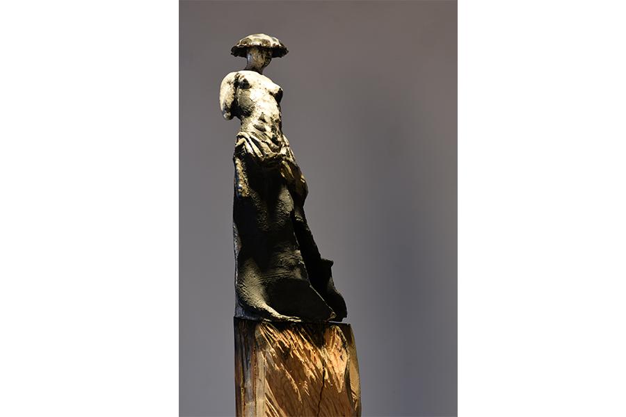 geisha roberto giansanti scultore